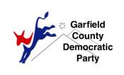 Garfield County, Colorado, Democratic Party logo