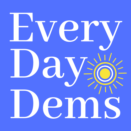 Every Day Democrats graphic